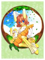 OMG TOTALLY FORGOT-easter pic- by Checkered-Fedora