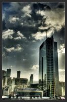 Just glass tower by Liquid82