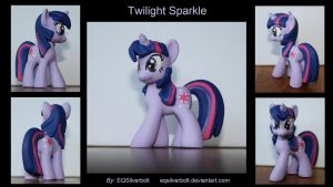 Twilight Sparkle Custom Blind Bag by EQSilverbolt