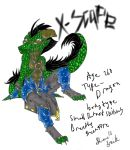 X-scape -revamped Sketch by yagami246