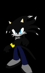 New Main FC: Victor the Hedgepanther by slashthehedgehog7