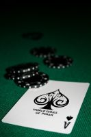 Poker by RoninGaleria