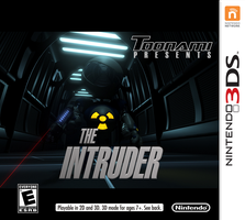Toonami The Intruder 3DS Box Cover by ETSChannel