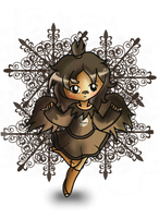 Adene The Starly by Jrynkows