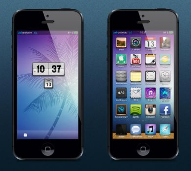 iPhone preview by andresito85