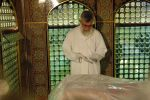 Emam Reza Shrine-emam khamenei by time-of-new-moon