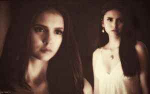 Elena Gilbert - 3x01 by Lauren452