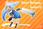 Happy Birthday: Sasokity by Mikeinel