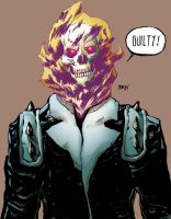 ghost-rider COLORS JAZMIMMS by atomicHavoc