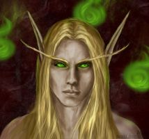 Kael'thas apd by anawind