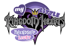 My little Kingdom Heart: Friendship is Light by KHTwilightSparkle