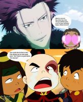 Zuko and I are never ever getting back together... by FairyNinja12