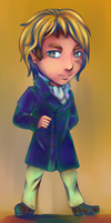 C: Mr Forer by Tessay