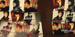 Justin Bieber Personalised Twitter Background 3 by bieberwallpapers