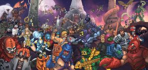 Grayskull Con Poster by oICEMANo