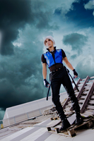 Lee Chaolan, Closer to the Tempest (Tekken 5) by Adriatan