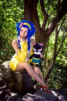 Levy McGarden Fairy Tail 1 by Hasadosh