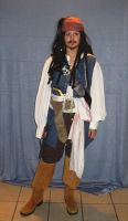 Jack Sparrow Costume-1 by LH-PencilArt
