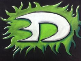 DP Symbol in Chalk by Shaed-Knightwing