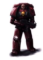 Blood Angel by BiGFooT-y2k