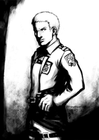 Reiner Braun by MonkeyMu