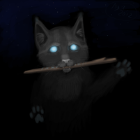 Jayfeather by UndeadMonster