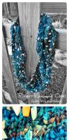 River-Running Cowl by the-carolyn-michelle
