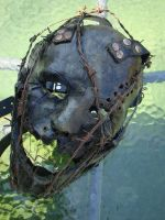 The Wretching Mask SOLD 1 by purplenothing