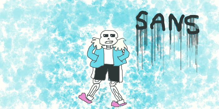 SANS by MiraculousFrisk