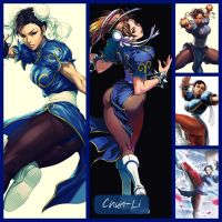 Chun-Li: The First Female Fighter by TheOrderOfNightmare