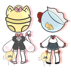 Object Heads {CLOSED} by Cheese-Pizza