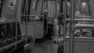 Subway 1 by StormyPwny