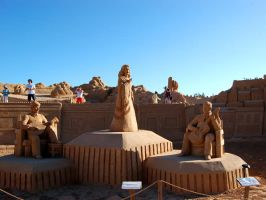 World of sand 9 by PauloOliveira