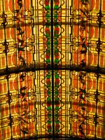 Stained Glass Ceiling by ZachtheHurricane