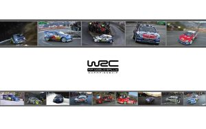 WRC Collage by Sith7