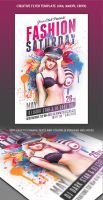 Creative Style Flyer Template by hugoo13