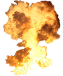 Nuclear Explosion 2 by Qsec
