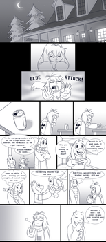 Siblingtale - Babysitting - Page 1 by TC-96