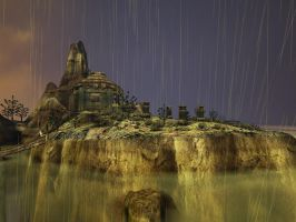 Rain... and a new Angle by Alhon