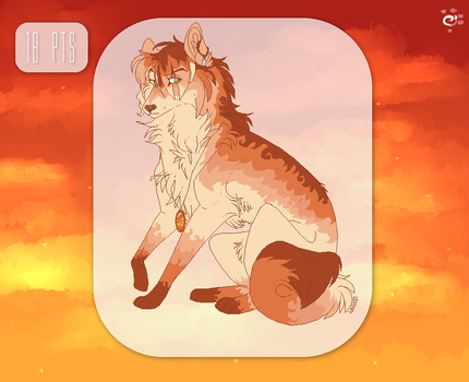 Adoptable /closed by Cat-dream