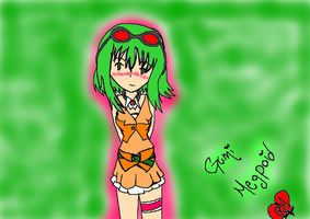 Gumi_Megpoid by eruchanxnightkun