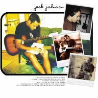 Jack Johnson collage by mandy-05822