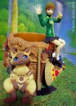 Just Chie at the Felyne Farm by chloebs