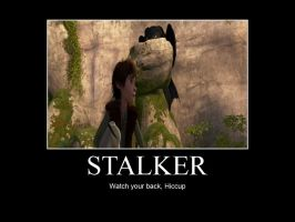 HTTYD-Stalker by IllusionEvenstar
