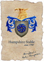 Hampshire Wappen by Minarie