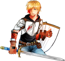 Jaune Arc by Lollyst