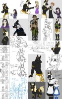 Tumblr Picture Dump by distantShade