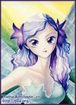 ACEO 3 : Violet by Maria-Ylla