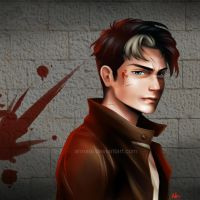 Jason Todd by annaoi