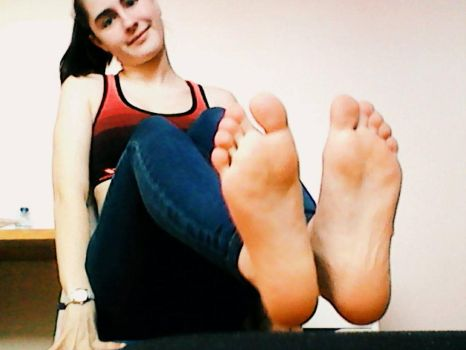 Anais sweet soles after dance by terryha